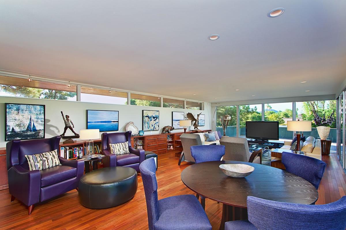 Central phoenix interior design interior design by elle interiors for Interior decorators phoenix az