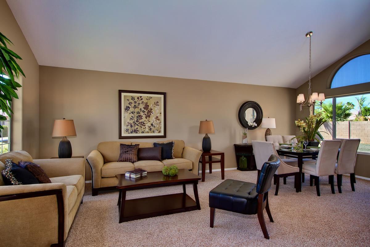 Glendale Staging Interior Design By Elle Interiors