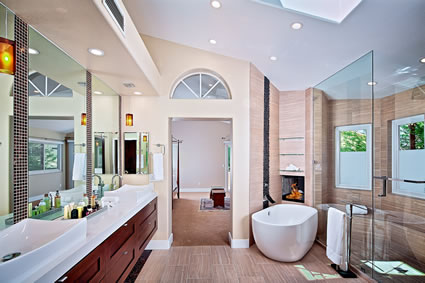 Ahwatukee Master Bath Remodel and Design