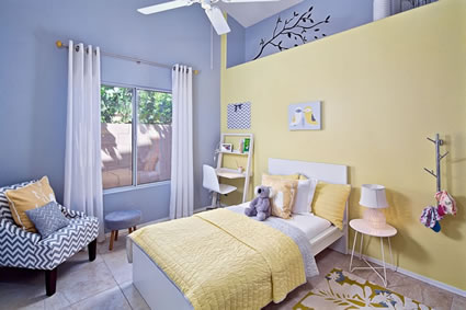Girls Room Design