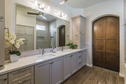 Chandler Master Bath Remodel Design