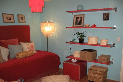 Extreme Makeover Award Winning Teen Room