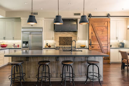 Gilbert Industrial Farmhouse Remodel
