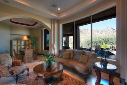 Troon North Scottsdale Remodel and Interior Design