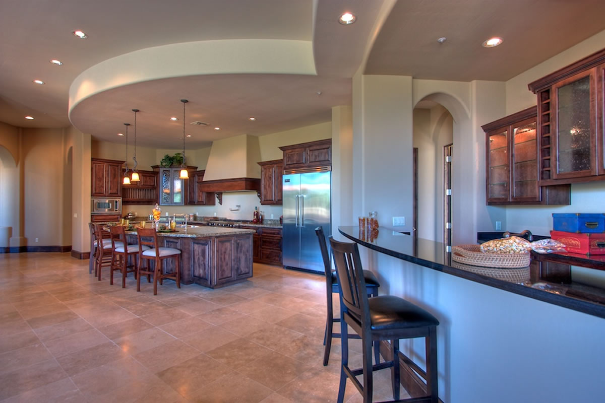 Troon North Scottsdale Remodel And Interior Design Interior Design By Elle Interiors